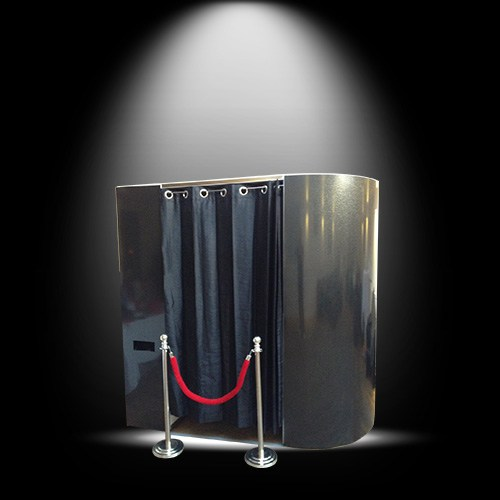 Black Gloss Booth